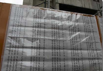 2013年京都大学工学部合格発表(その5)