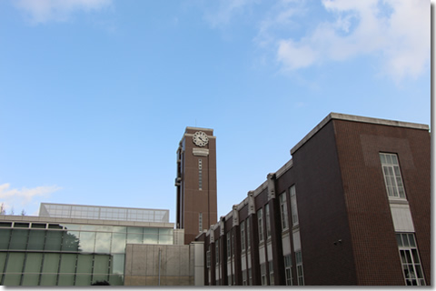 京大時計台