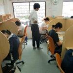 授業風景4(京都市学習塾)